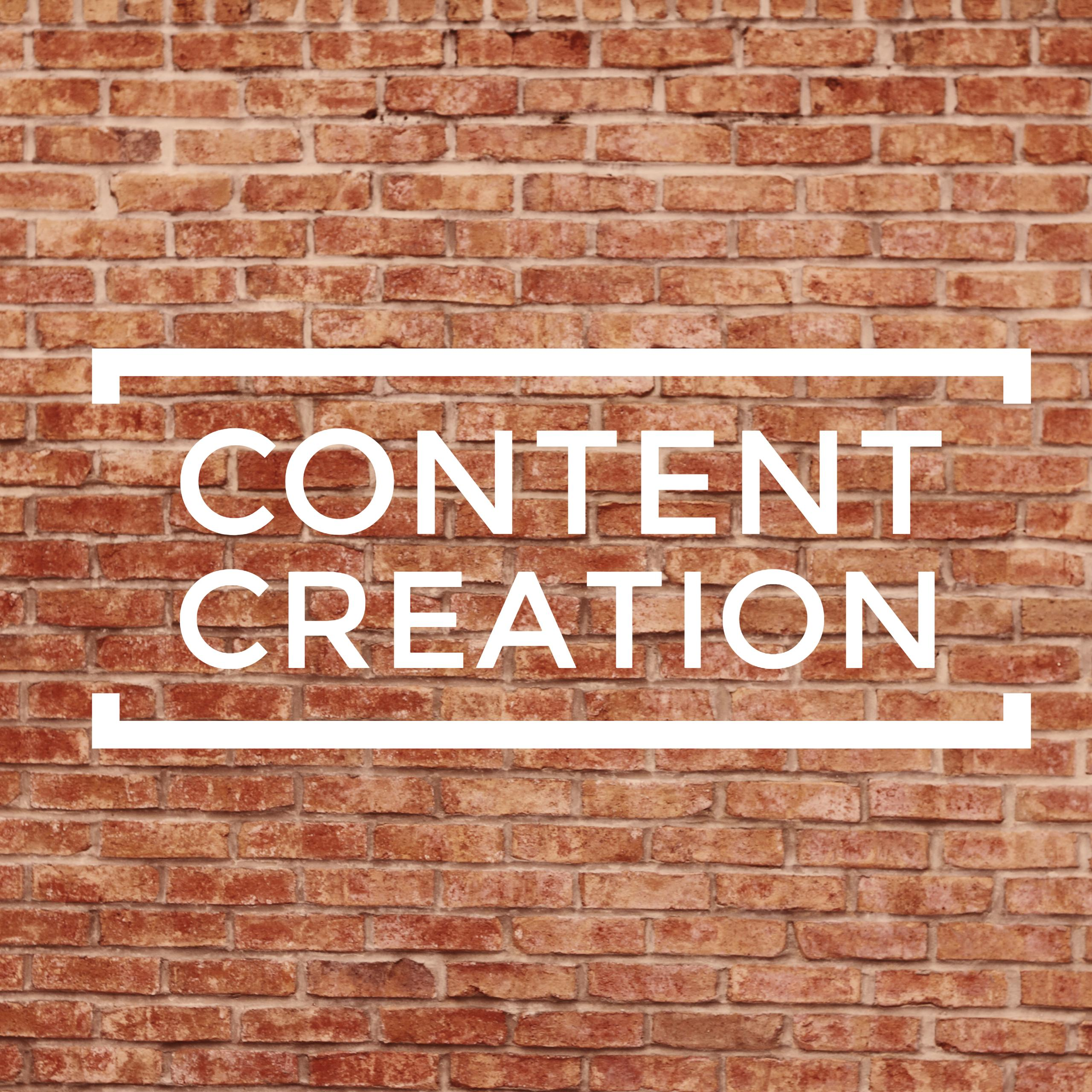 Content Creation Instagram Redbrick Social Media